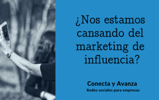 marketing de influencia - conecta y avanza