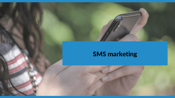 SMS marketing - conecta y avanza