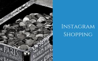 Instagram Shopping - conecta y avanza