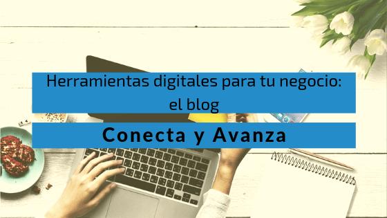 blog corporativo - conecta y avanza