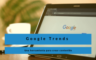 Google Trends - conecta y avanza