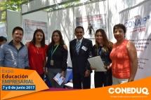 Expo educación empresarial gomez morin 2017