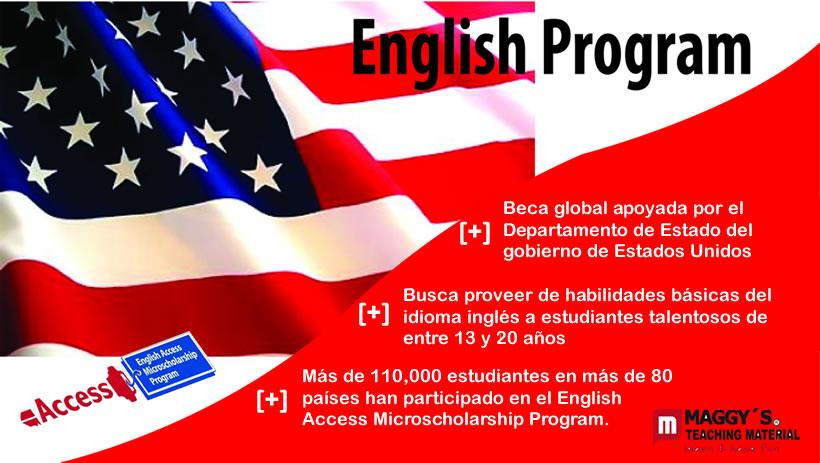 English Access Microscholarship Program