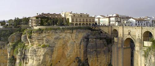 Parador Nacional de Ronda en Málaga