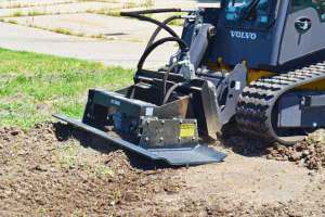 DC8000 Compaction Plate