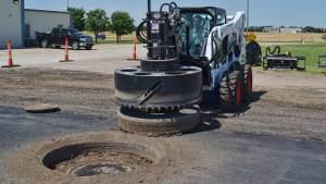 Coneqtec HS-57 II Manhole Saw 2