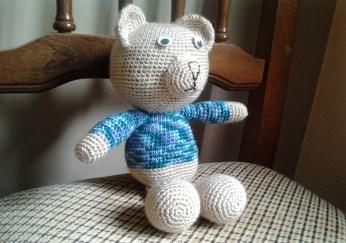 teddy azul 3