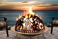 cabin fire safety - Cool Fire Pit