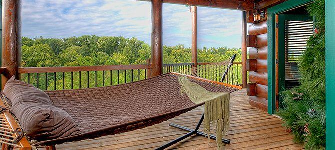 Cabin hammock