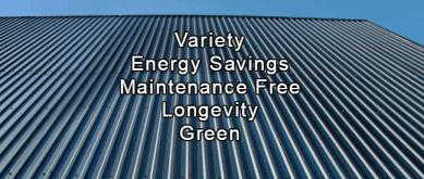 Metal Roofs Benefits