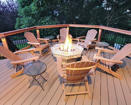 Cabin Decks - Composite Deck
