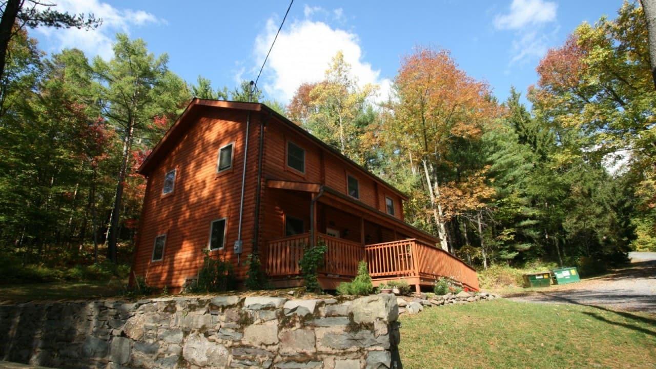 log cabin kits & log homes