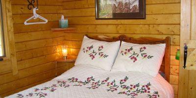 log cabin kits - vacationer