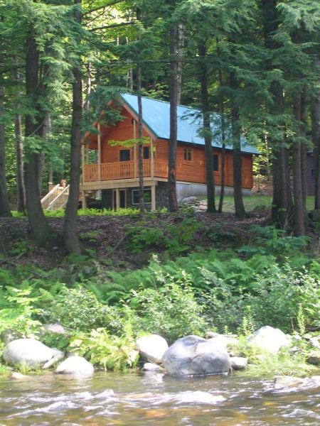 log cabin kits - vacationer
