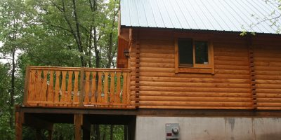 Log Cabin Kits Michigan | Small Log Cabins | Conestoga Log Cabin