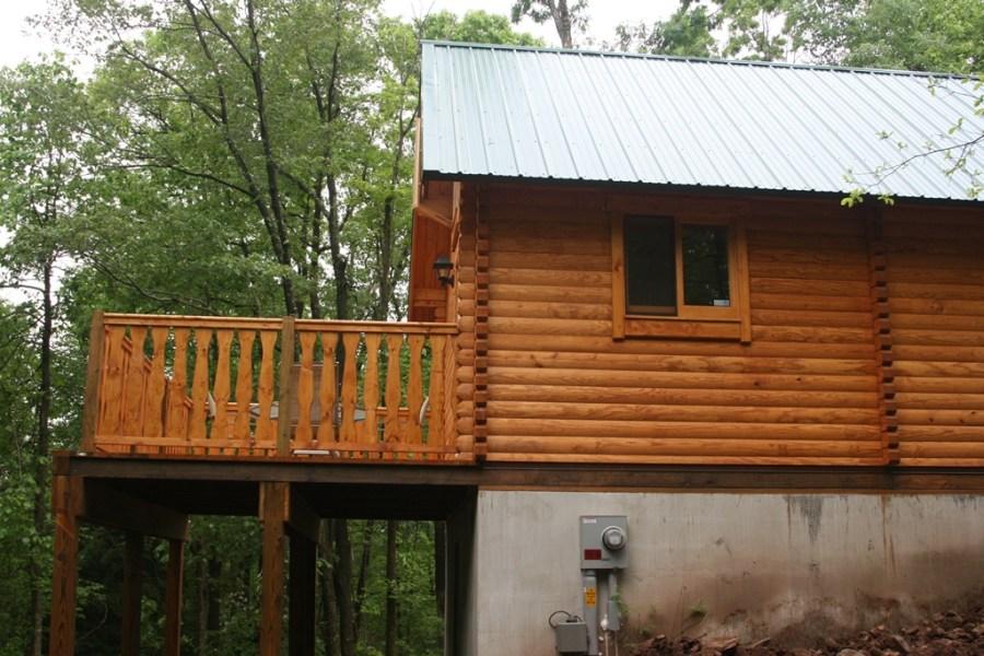 Log Cabin Kits Michigan Small Log Cabins Conestoga Log