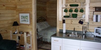 log cabin kits - Serenity