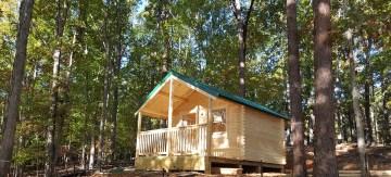 log cabin kits - conestoga