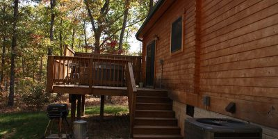 log home kits - silver creek