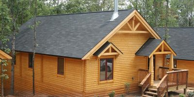 log home kits - meadowbrook