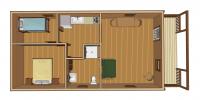 ada camping cabin floor plan