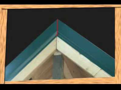 log cabin roof systems