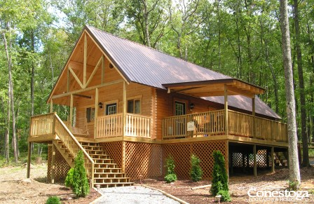 sprucing up your cabin