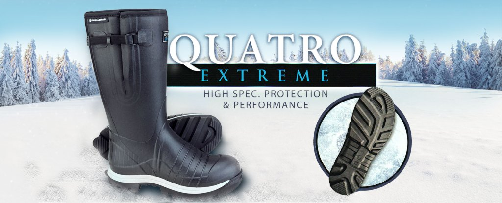 Quatro Insulated Extreme Boots