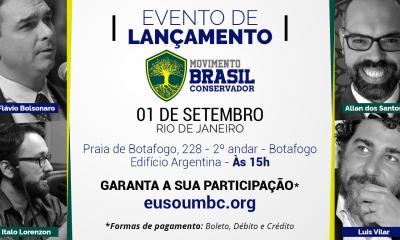 Movimento Brasil Conservador será lançado em Setembro 35
