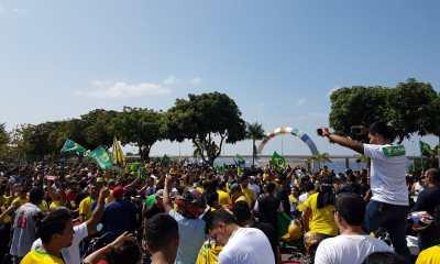 Movimento Direita Amazonas realiza ato histórico em Manaus 29