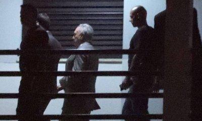 Justiça manda soltar ex-presidente Michel Temer e outros presos na Operação Descontaminação 33