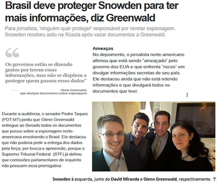 Assange, Snowden e Glenn Greenwald: os hackers sociais que enfrentam nações 25