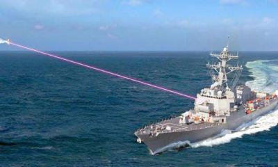 Projétil é coisa do passado: a arma laser está conquistando o campo de batalha 18