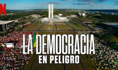 """Diretora de """"Democracia em Vertigem"""" confessa que adulterou foto no documentário 19"""