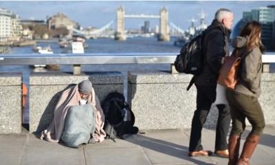 Enquanto imigrantes recebem moradia gratuita, um morador de rua morre a cada 19 horas no Reino Unido 31