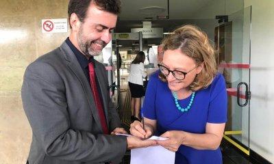 Freixo e Maria do Rosário participarão de evento contra portaria de Moro que restringe visitas íntimas