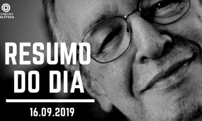Ouça o Resumo do Dia #11: Olavo de Carvalho e a criação da 'militância bolsonarista organizada'
