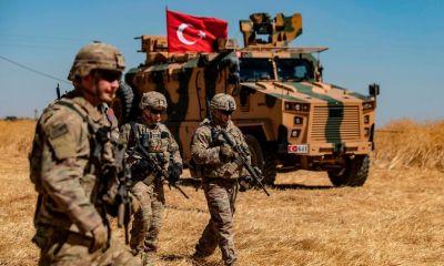 Aumenta a tensão no nordeste da Síria: Assad envia tropas para a área de fronteira para atacar os turcos 28
