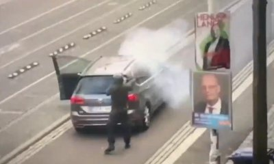 Dois mortos em ataque terrorista em sinagoga na Alemanha, durante a comemoração do Yom Kipur 15