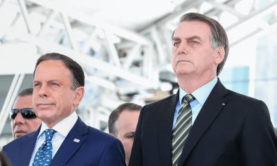 Doria vaiado e Bolsonaro aplaudido 3