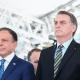Doria vaiado e Bolsonaro aplaudido 40