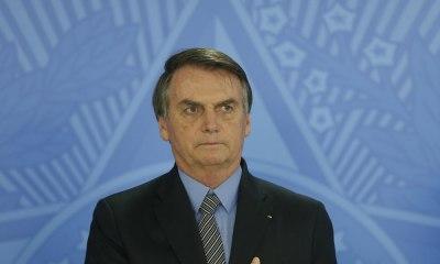 """""""Não está decidido ainda"""", diz Bolsonaro sobre transferência de embaixada para Jerusalém 28"""