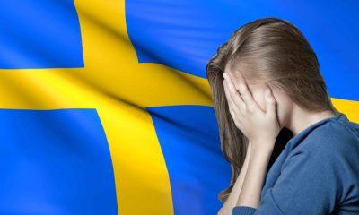 Suécia: Menina de 13 anos é estuprada brutalmente por imigrantes da Eritreia 29