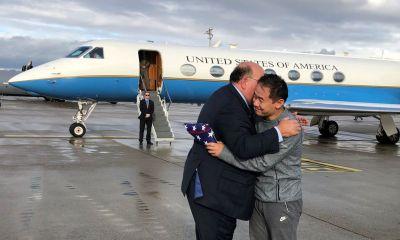 Irã e Estados Unidos trocam prisioneiros após meses de tensão 10