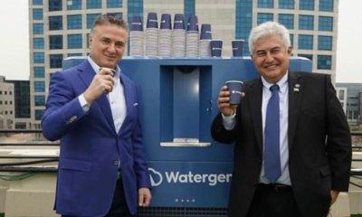 Empresa israelense, que extrai água potável do ar, construirá fábrica com a tecnologia no Brasil 31