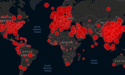 Veja como todos os países estão respondendo ao coronavírus chinês 34