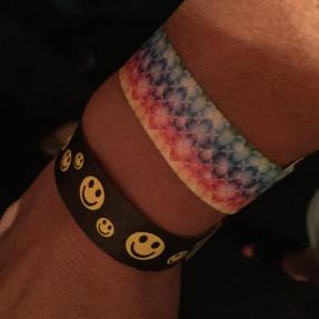 Pulseira VIP: Great Day