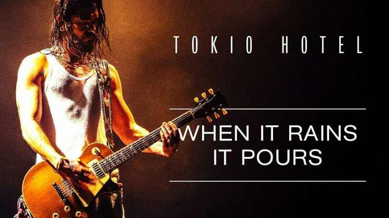 Tokio Hotel lança clipe de When It Rains It Pours