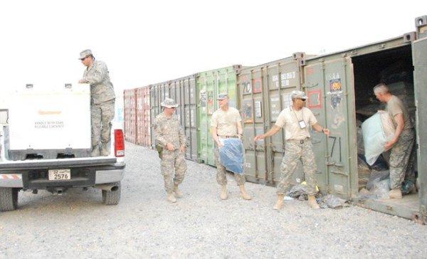 Military Conex Box