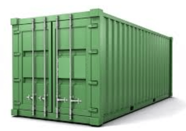 Military Steel Storage Containers